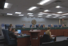 Commissioners nix the water system maintenance fee. (WINK News photo)