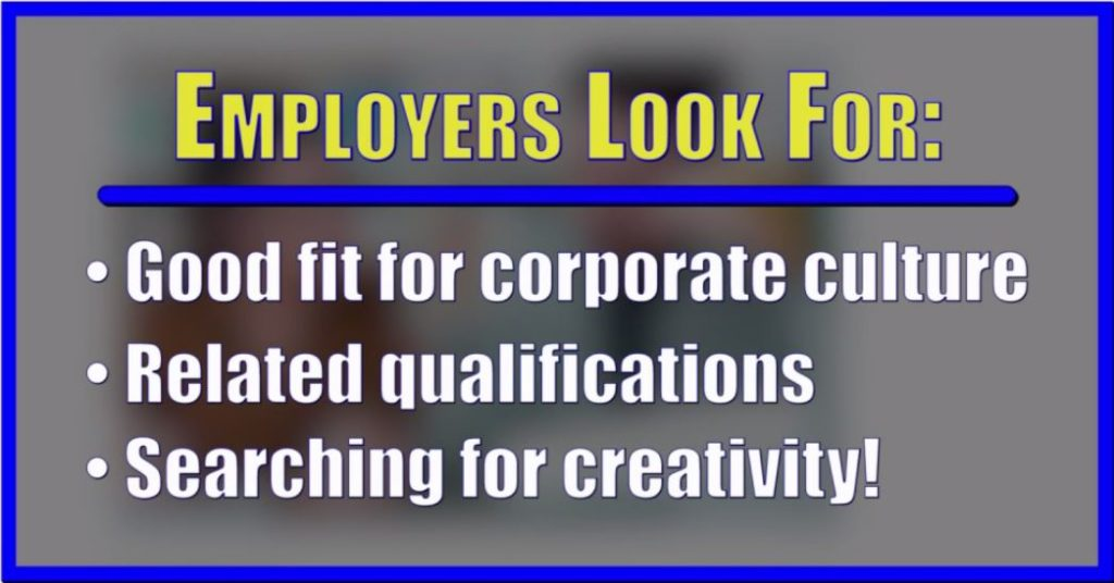 Employers consistently look for these three things. (Ivanhoe Newswire photo)