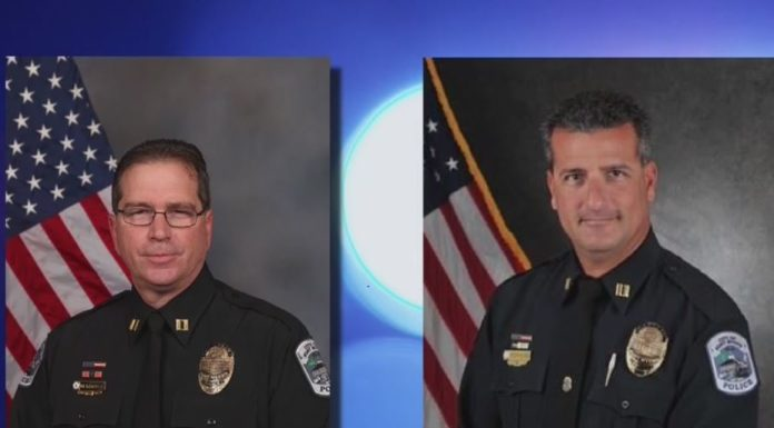 FMPD officers under investigation. (WINK News photo)