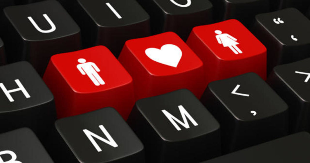 Online romance scams increase as Valentine's Day nears. (CBS News photo)