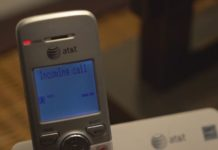 Phone shows an incoming robocall. (WINK News photo)