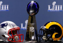 Teams playing in Super Bowl LIII. (CBS News photo).
