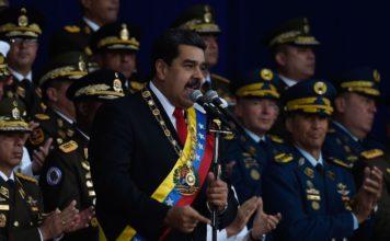 Venezuelan President Nicolas Maduro. (CBS News photo)