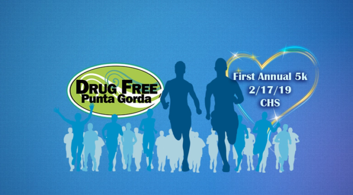 Youth substance-abuse prevention coalition hosts 5K and Fun Walk. (Drug-Free Punta Gorda photo)