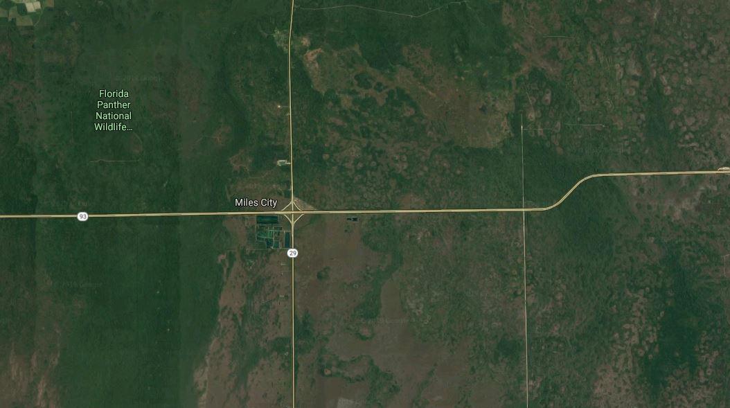 Crash On Northbound I 75 Alligator Alley Mm 77 In Immokalee