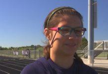 Biannca Clemen, an athlete. (Credit: WINK News)