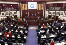 Florida House of Representatives. (Credit: CBS)