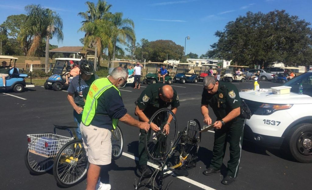 Bicycle Anti-Theft program hope to return stolen bicycles, golf carts, and even kayaks