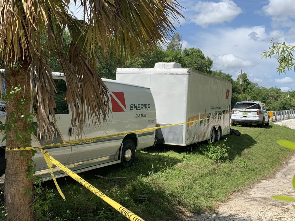Body discovered by boater in Prairie Creek in Charlotte County