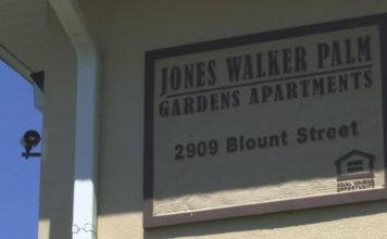 Jones Walker Apartments passed its latest inspection. (Credit: WINK News)