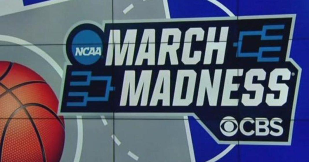 NCAA March Madness. (Credit: CBS News)