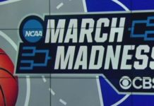 NCAA March Madness. (Credit: CBS News)