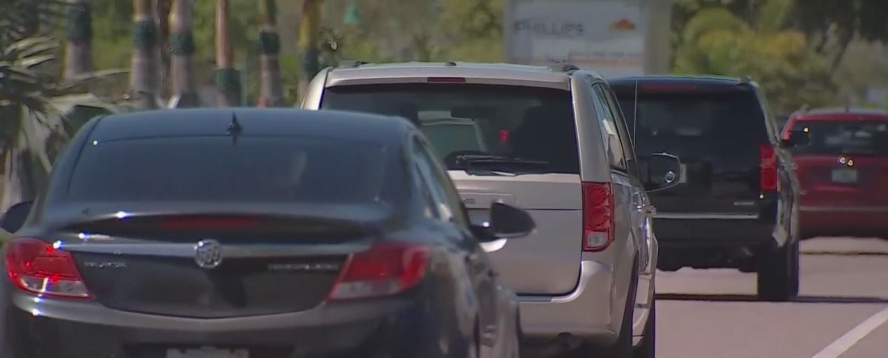 Solving traffic congestion on Cape Coral Parkway