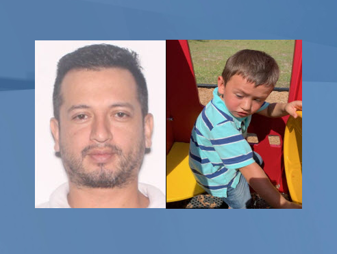Missing Child alert issued in Lee County for 2-year old boy