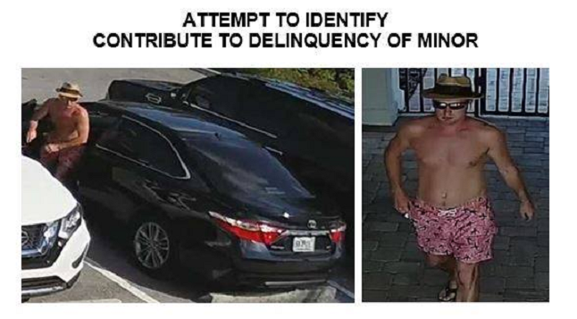 Attempt to identify. (Credit: North Port Police Dept.)