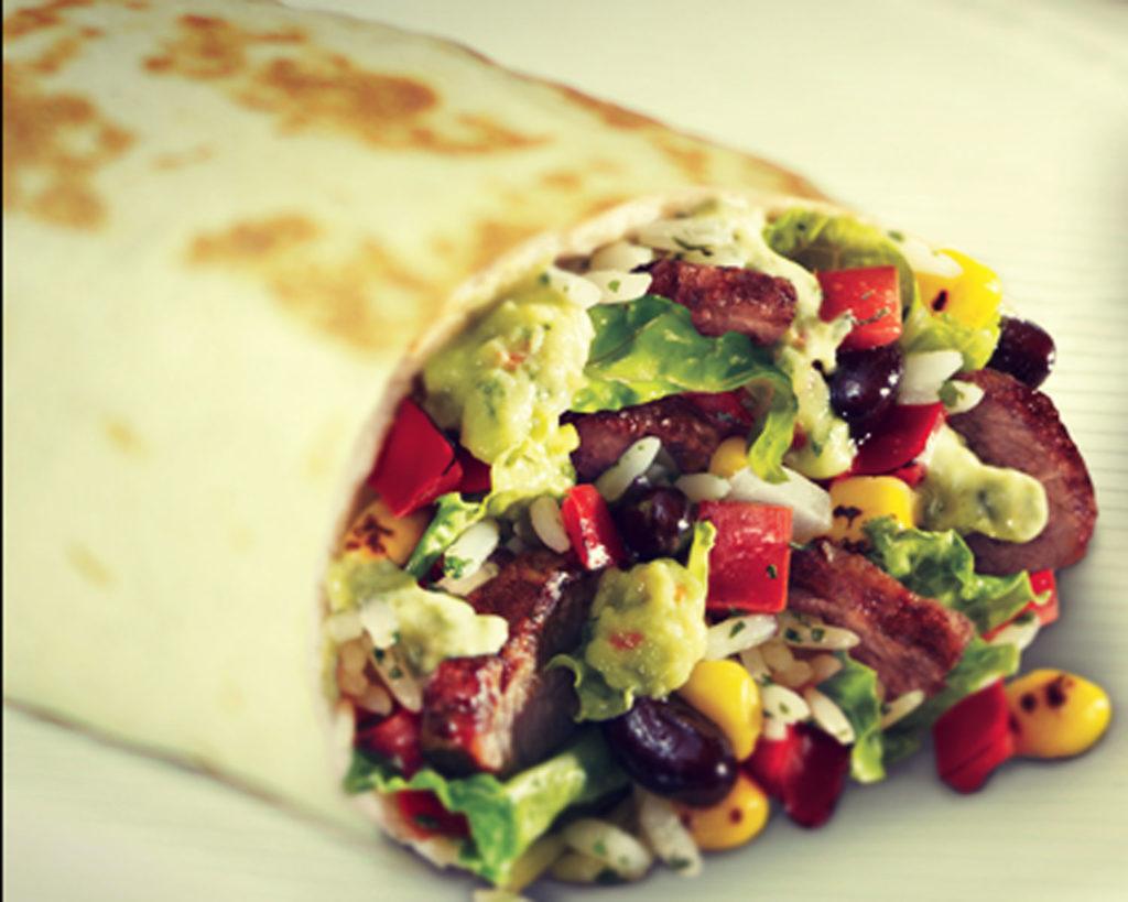 Burrito. (Credit: CBS News)