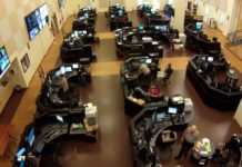 Aerial view of the Collier County Emergency Dispatcher Center. (Credit: CCSO)