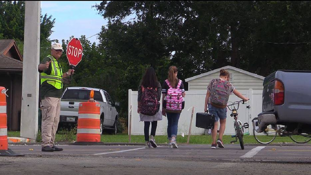 Charlotte County Sheriff's Office is hiring school crossing