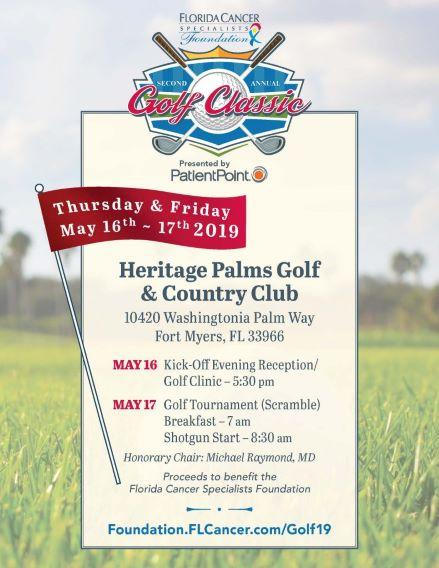 Florida Cancer Specialists Foundation Golf Classic