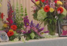Funeral honoring Layla Aiken. (Credit: WINK News)