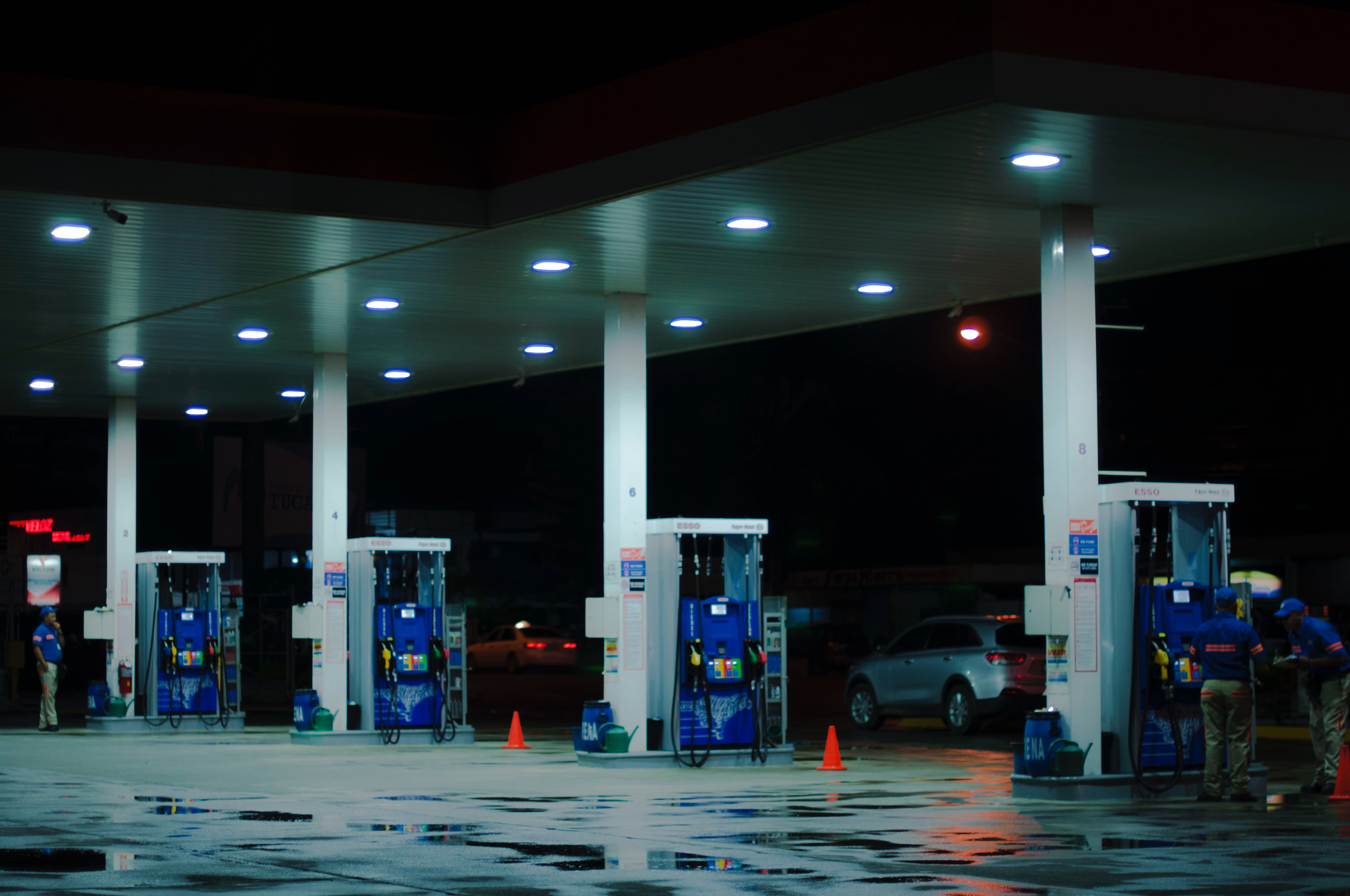 Gas Prices Miami >> Crude awakening: Prices are surging at gas stations