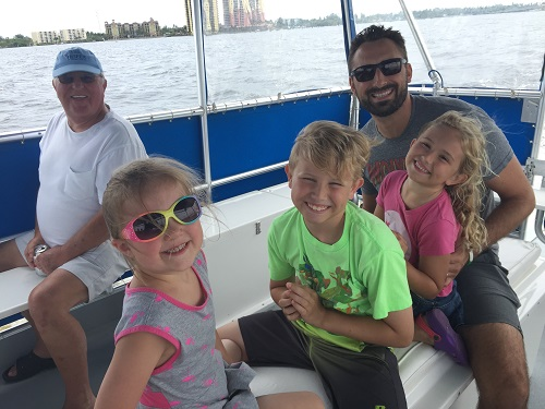 Celebrate Dad with a Free Father's Day Cruise with Pure Florida