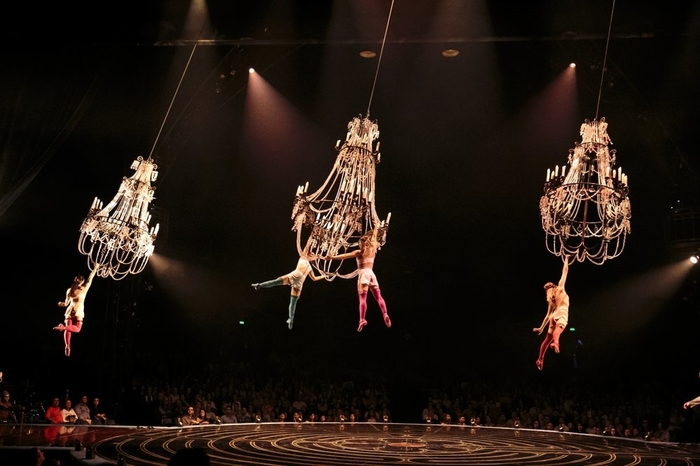 Cirque du Soleil returns to Estero with one of its best-loved productions, Corteo for its North American Arena Tour