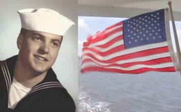 Captain Bob Allen who founded King Fisher Fleet in Punta Gorda after serving in the Navy. (Credit: WINK News)