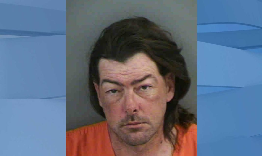 Kristian Dudley, 42. (Credit: Collier County Sheriff's Office)