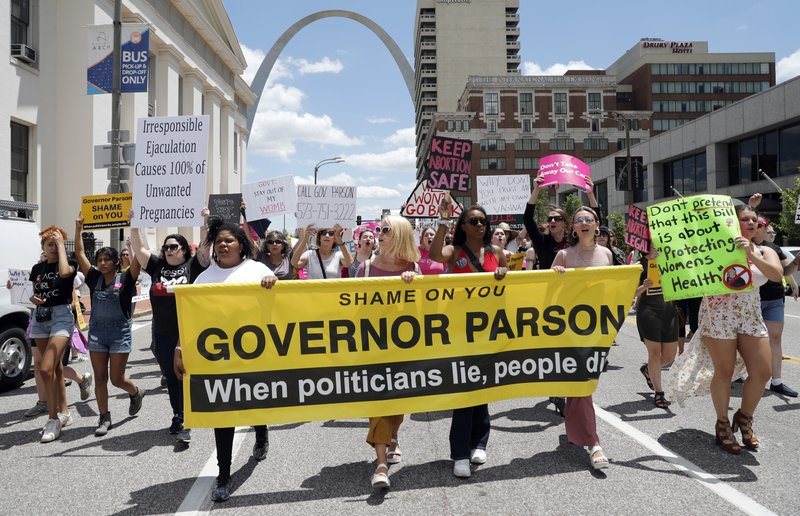 Fourth image of What Missouri Laws Change In 2019 with Judge's order means Missouri clinic can keep doing abortions