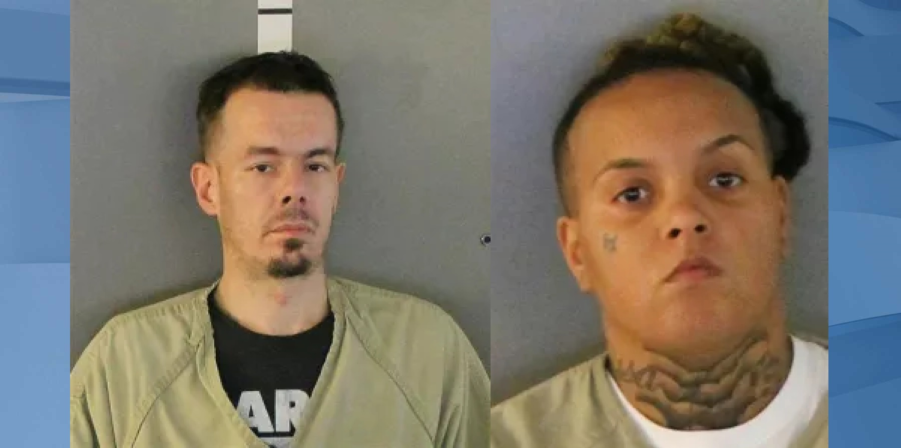 Sheriffs Deputies Seized Drugs - Keshowazo