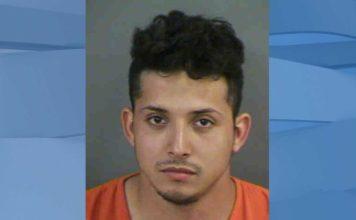 Mugshot of Francisco Gutierrezcuellar, 22. (Credit: Collier County Sheriff's Office)
