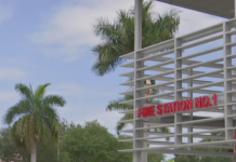 New fire station. (Credit: WINK News)