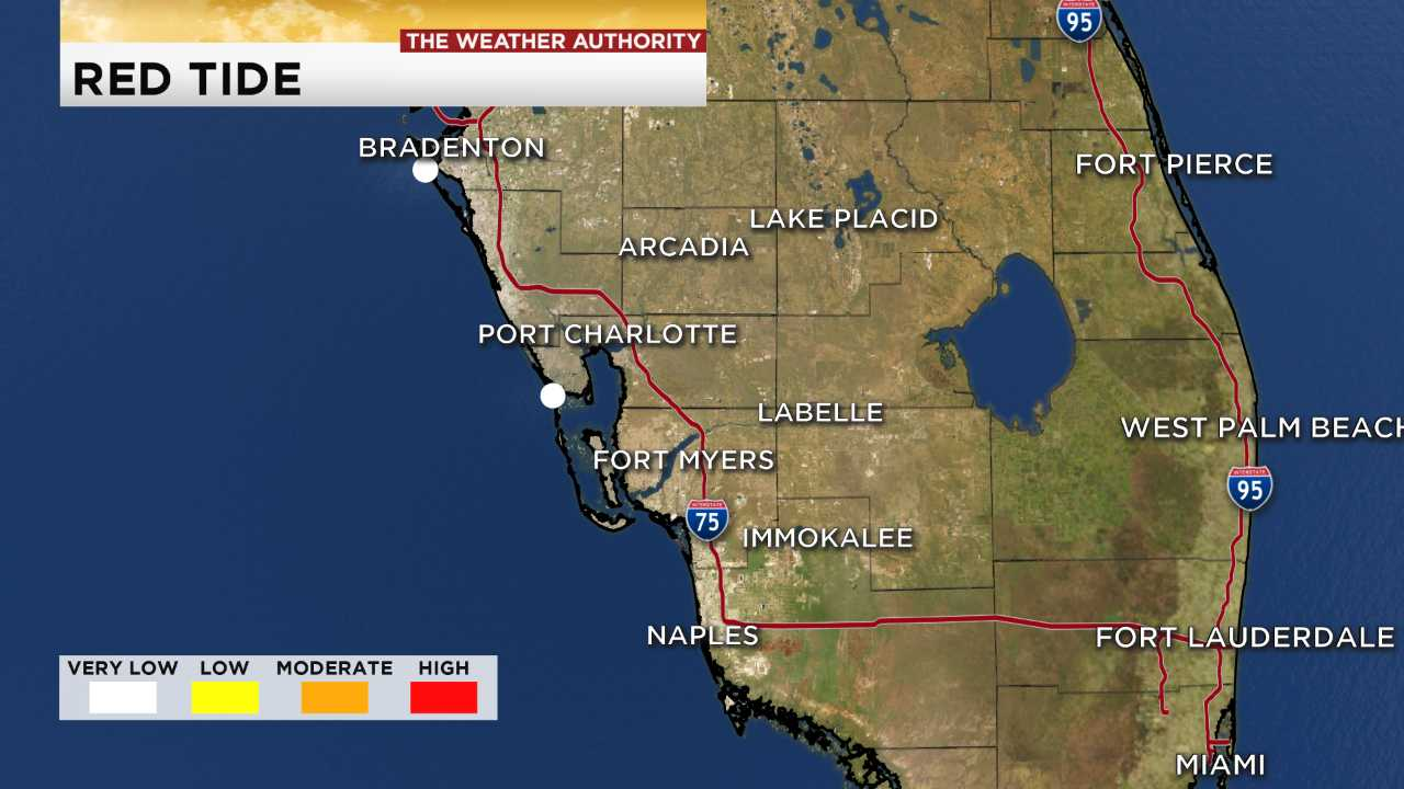 Map Southwest Florida.Noaa Concerned With Dolphin Deaths In Southwest Florida