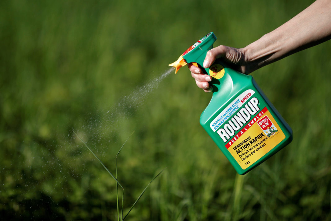 Roundup weed killer is safe, EPA says. (Credit: CBS News)