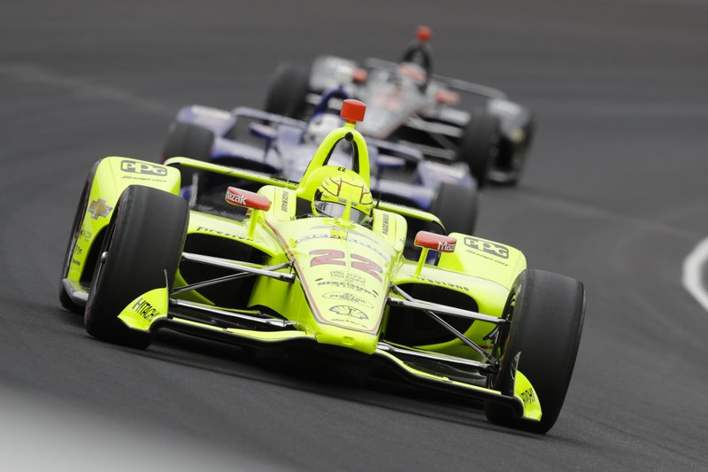 Simon Pagenaud holds off Alexander Rossi to win first Indy 500