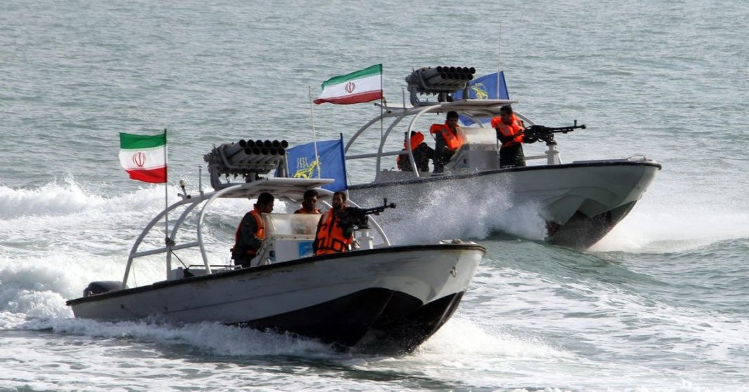 U.S. pulls most personnel from Iraq as U.S. officials say Iranian military likely behind tanker attacks. (Credit: CBS News)
