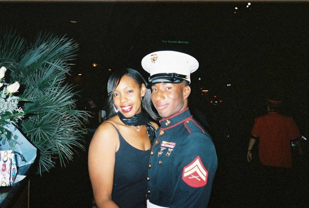 Yancy and Tiffany Green. (Credit: Green family)