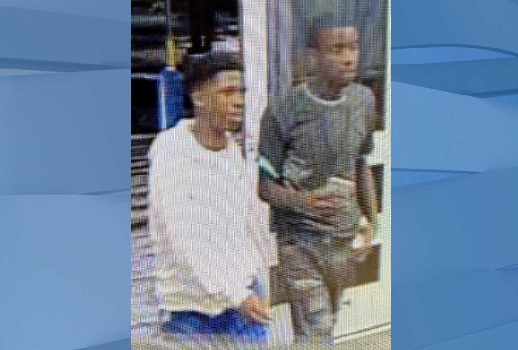 Charlotte County Sheriff's Office needs the public's assistance identifying the men in this photo. (Credit: CCSO)