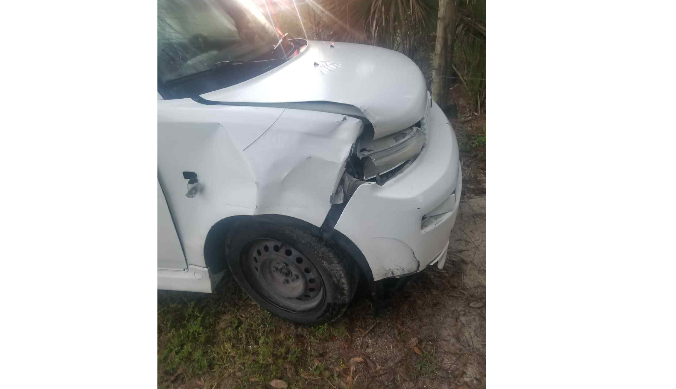 Photos Show Totaled Car Involved In Crash That Killed 12