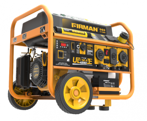 Firman P03615 generators. (Credit: U.S. Consumer Products Safety Commission)