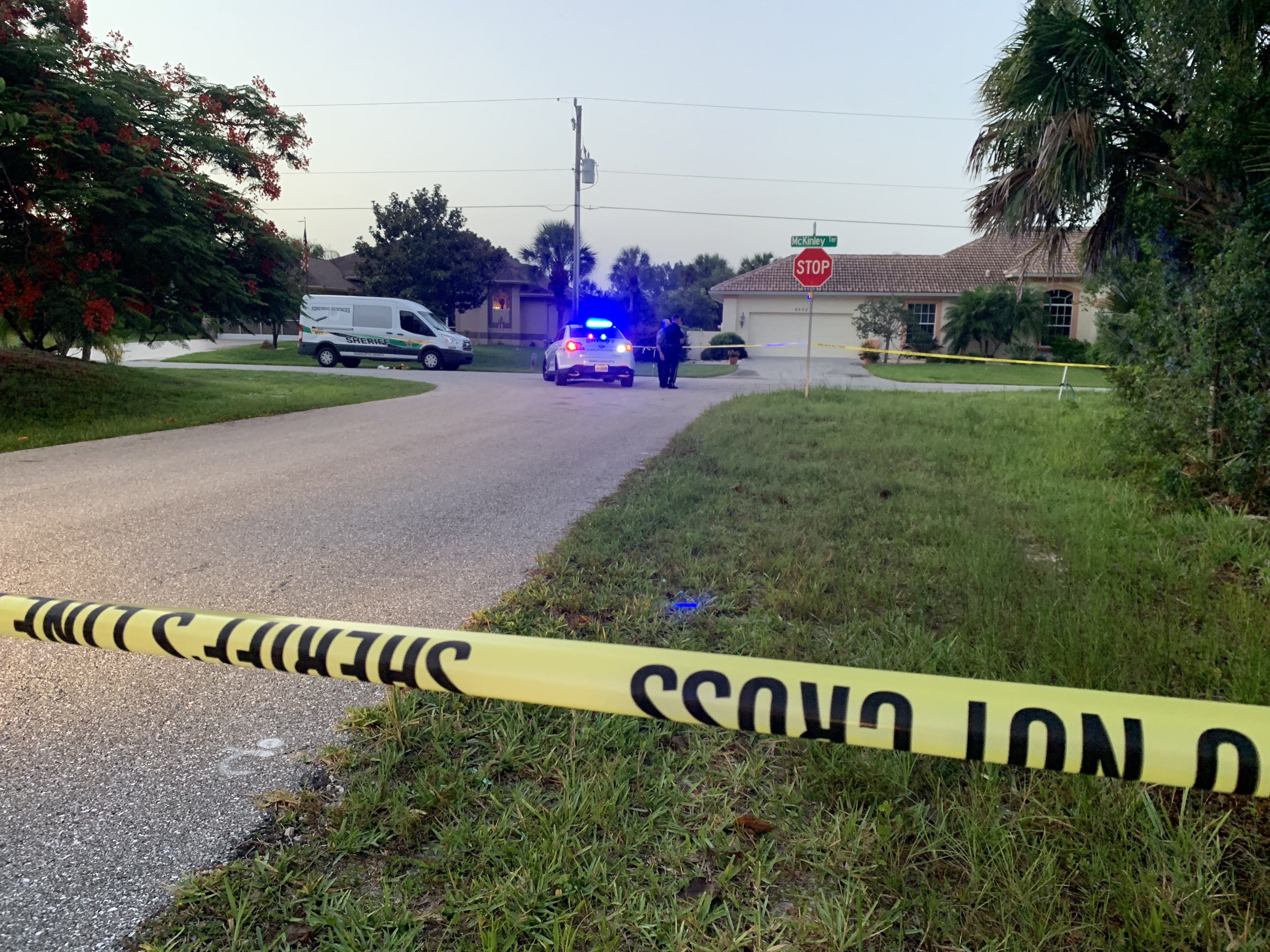 Charlotte County Sheriff's Office Investigating Deadly