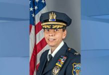 Montclair New Jersey Deputy Police Chief Tracy Frazzano. (Credit: MPD)