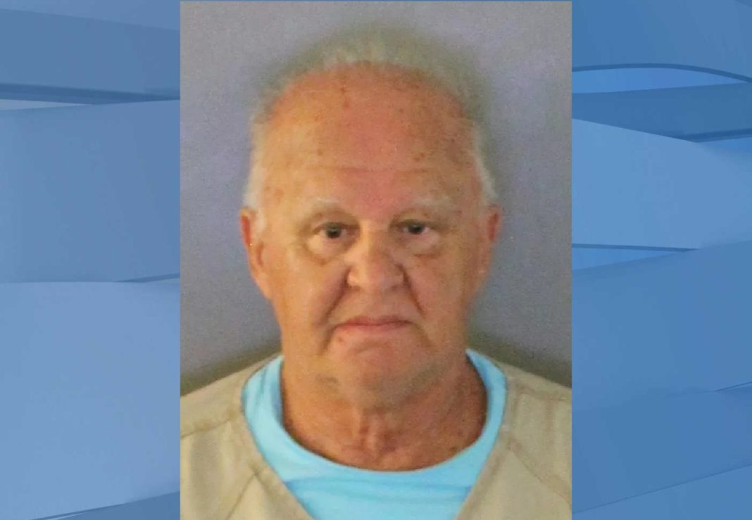 Mugshot of Frank Ciavattieri, 79. (Credit: Charlotte County Sheriff's Office)