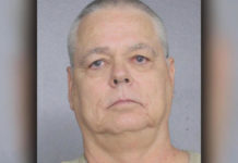 Mugshot of Scot Peterson. (Credit: CBS News)