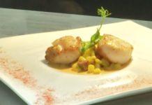 Scallops dish. (Credit: WINK News)