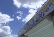 Sun Splash Water Park drink station. (Credit: WINK News)