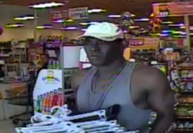 Suspect in a theft from the Family Dollar Store. (Credit: Fort Myers Police Dept.)