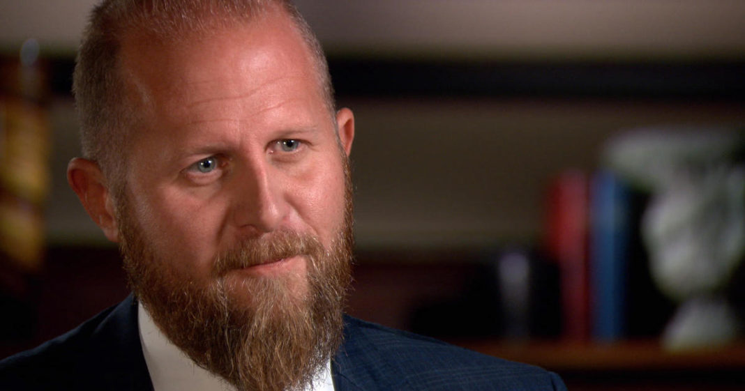 Trump 2020 Campaign Manager Brad Parscale. (Credit: CBS News)