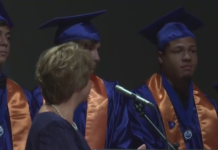 At-risk students in Lee County graduate. (Credit: WINK News)
